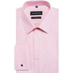 Koszula SIMONE KDRS000438. Czerwone koszule męskie na spinki marki Cropp, l. Za 199,00 zł.