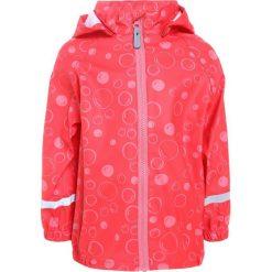 Color Kids TERLA Kurtka hardshell coral red. Czerwone kurtki dziewczęce sportowe marki Color Kids, z materiału. Za 129,00 zł.