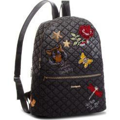 Plecak DESIGUAL - 18WAXF81 2000. Czarne plecaki męskie Desigual, z materiału. W wyprzedaży za 289,00 zł.