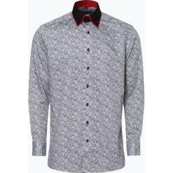 Finshley & Harding - Koszula męska, niebieski. Niebieskie koszule męskie na spinki Finshley & Harding, m, z podwójnym kołnierzykiem. Za 199,95 zł.
