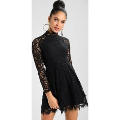 Sukienki hiszpanki: Love Triangle FAITHFULL DRESS Sukienka koktajlowa black