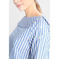 Bluzki asymetryczne: Gina Tricot KIMBERLY Bluzka blue/white