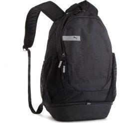 Plecak PUMA - Vibe Backpack 075491 01 Puma Black. Czarne plecaki męskie Puma, z materiału, sportowe. W wyprzedaży za 119,00 zł.