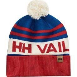 Czapka HELLY HANSEN - Ridgeline Beanie 67150-563 Olympian Blue. Niebieskie czapki damskie marki Helly Hansen. Za 119,00 zł.