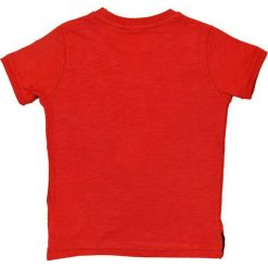 Nativo - T-shirt dziecięcy 104-164 cm. Niebieskie t-shirty męskie z nadrukiem Nativo, z bawełny. W wyprzedaży za 26,90 zł.