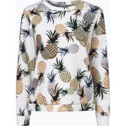 Bluzy rozpinane damskie: Margittes - Damska bluza nierozpinana, beżowy