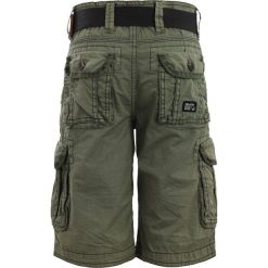 Cars Jeans KIDS MATHA FINE  Bojówki olive. Zielone jeansy chłopięce Cars Jeans. Za 149,00 zł.