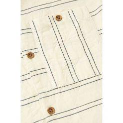 Mango Kids - Koszula dziecięca Valen 110-164 cm. Szare koszule chłopięce z krótkim rękawem marki House, l, z bawełny. Za 69,90 zł.