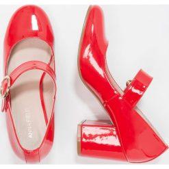 Buty ślubne damskie: Anna Field Czółenka red