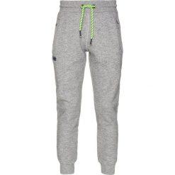 Superdry ORANGE LABEL HYPER POP Spodnie treningowe portland charcoal grit. Szare spodnie dresowe męskie Superdry, z bawełny. Za 389,00 zł.