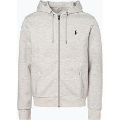 Polo Ralph Lauren - Męska bluza rozpinana, szary. Szare bejsbolówki męskie Polo Ralph Lauren, l. Za 659,95 zł.