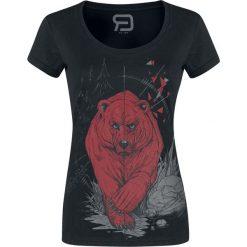 RED by EMP Keep Me Going Koszulka damska czarny. Czarne bluzki asymetryczne RED by EMP, l. Za 62,90 zł.