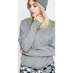 Femi Stories - Bluza Azua. Szare bluzy damskie marki Femi Stories, m, z bawełny, bez kaptura. W wyprzedaży za 139,90 zł.