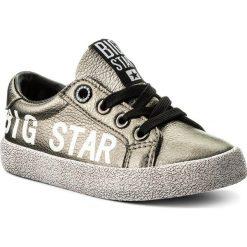 Trampki chłopięce: Tenisówki BIG STAR – AA374042 Khaki