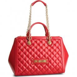 Torebka LOVE MOSCHINO - JC4000PP17LA0500 Rosso. Czerwone torebki klasyczne damskie marki Love Moschino, ze skóry ekologicznej. Za 959,00 zł.