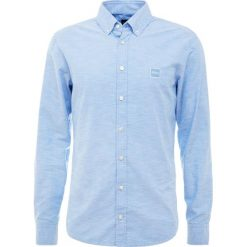 BOSS CASUAL MABSOOT SLIM FIT Koszula open blue. Niebieskie koszule męskie slim BOSS Casual, m, z bawełny. Za 379,00 zł.