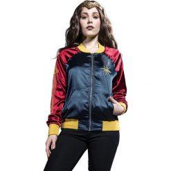 Kurtki damskie: Wonder Woman Her Universe – Themyscira Kurtka damska wielokolorowy