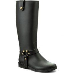 Kalosze RED VALENTINO - NQ0S0A14 Nero 0NO. Czarne buty zimowe damskie marki Lemon Jelly, z gumy. W wyprzedaży za 599,00 zł.
