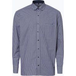Koszule męskie na spinki: Eterna Comfort Fit – Koszula męska niewymagająca prasowania, niebieski