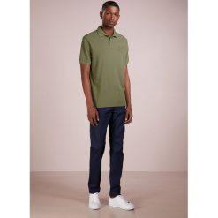 Hackett London Koszulka polo khaki. Brązowe koszulki polo Hackett London, m, z bawełny. Za 419,00 zł.