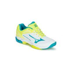 Buty do tenisa  Mizuno  WAVE EXCEED TOUR 2 CC (W). Białe buty do tenisu damskie Mizuno, mizuno wave. Za 433,30 zł.