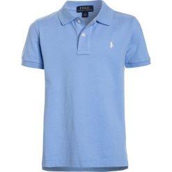 Bluzki dziewczęce bawełniane: Polo Ralph Lauren CUSTOM FIT  Koszulka polo austin blue