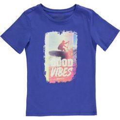 """T-shirty chłopięce z nadrukiem: Koszulka """"Altismo"""" w kolorze niebieskim ze wzorem"""