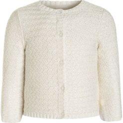Carrement Beau Kardigan elfenbein. Białe swetry chłopięce Carrement Beau, z bawełny. W wyprzedaży za 159,20 zł.
