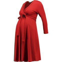 Sukienki hiszpanki: Anna Field MAMA MAMA Sukienka z dżerseju cognac