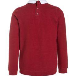 IKKS CARGO OH MY CAPTAIN Bluza bordeaux. Czerwone bluzy chłopięce marki IKKS, z bawełny. W wyprzedaży za 215,20 zł.