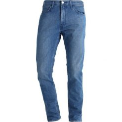 Jeansy męskie regular: Levi's® Line 8 512 SLIM TAPER Jeansy Slim Fit blue scrape