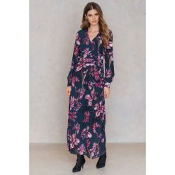 Długie sukienki: mbyM Sukienka Nudi - Multicolor,Navy