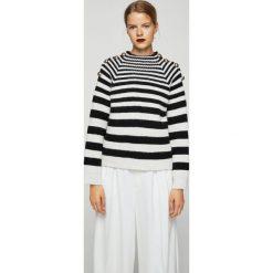 Swetry rozpinane damskie: Mango – Sweter Velero