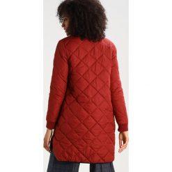 Płaszcze damskie pastelowe: Ilse Jacobsen ART  Płaszcz zimowy brick red