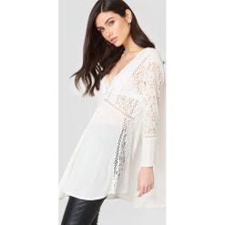 Długie sukienki: Reverse Sukienka A Certain Romance - White,Offwhite