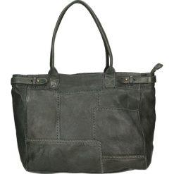 Torba - PLEAP56 GREY. Szare torebki klasyczne damskie marki Venezia, ze skóry. Za 569,00 zł.