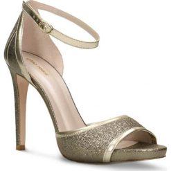 Rzymianki damskie: Sandały GINA
