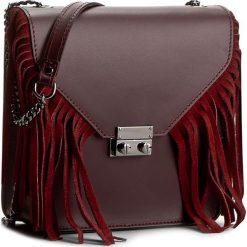 Torebka CREOLE - K10210 Bordo. Czerwone torebki klasyczne damskie Creole, ze skóry. W wyprzedaży za 169,00 zł.
