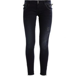 LTB ROSELLA Jeans Skinny Fit miracle wash. Czarne jeansy damskie marki LTB. W wyprzedaży za 251,30 zł.