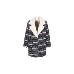 Płaszcze Molly Bracken  DESOP. Czarne płaszcze damskie pastelowe Molly Bracken, l. Za 423,20 zł.