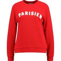 Bluzy rozpinane damskie: Whistles PARISIEN EMBROIDERED Bluza red
