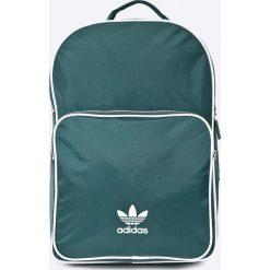 Adidas Originals - Plecak. Szare plecaki męskie adidas Originals, w paski, z materiału. W wyprzedaży za 169,90 zł.