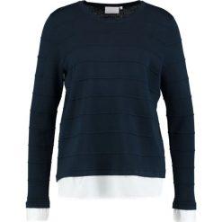 Swetry klasyczne damskie: Kaffe NIKA  Sweter midnight marine