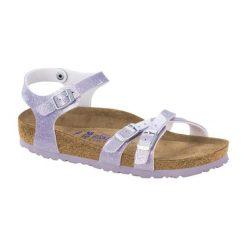 Sandały damskie: Sandały w kolorze fioletowym