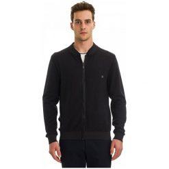 Galvanni Sweter Męski Common Xl, Ciemnoszary. Czarne swetry klasyczne męskie GALVANNI, m, z materiału. W wyprzedaży za 219,00 zł.