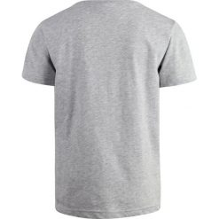 Lacoste Tshirt z nadrukiem silver chine. Szare t-shirty męskie z nadrukiem marki Lacoste, z bawełny. Za 149,00 zł.