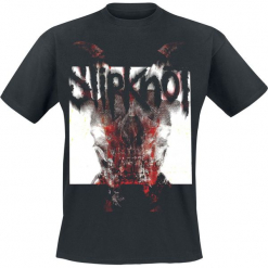 Slipknot All Out Life T-Shirt czarny. Czarne t-shirty męskie Slipknot, xl. Za 89,90 zł.