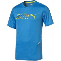 Koszulki do fitnessu męskie: Puma Koszulka Sportowa Run S S Tee L