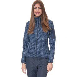 Kurtka polarowa w kolorze niebieskim. Niebieskie kurtki damskie marki CMP Women, z polaru. W wyprzedaży za 181,95 zł.