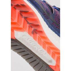 Saucony LIBERTY ISO Obuwie do biegania Stabilność blue/black/vizired. Niebieskie buty do biegania męskie Saucony, z materiału. Za 719,00 zł.